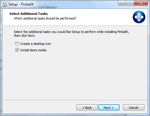 Select Additional Installation Tasks